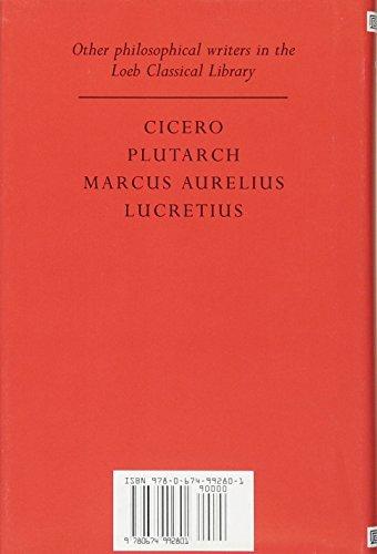 Seneca: Moral Essays, Volume II (Loeb Classical Library No. 254) - http://medicalbooks.filipinodoctors.org
