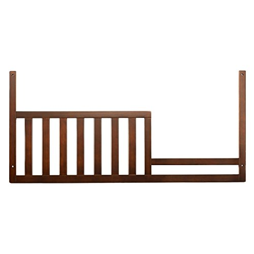 Full Size Conversion Kit Bed Rails for Baby Cache Cribs Brown Sugar