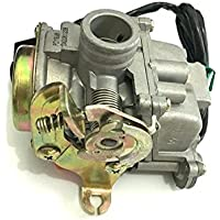 50cc Scooter Carburetor GY6 Four Stroke with Jet Upgrades...