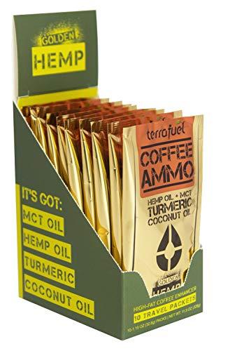 8000mg Hemp Oil Coffee Creamer