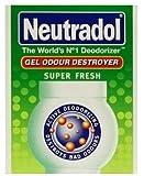 THREE PACKS of Neutradol Gel Odour Destroyer Super Fresh