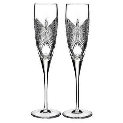 Waterford Love Happiness Champagne Flute (Set of ()