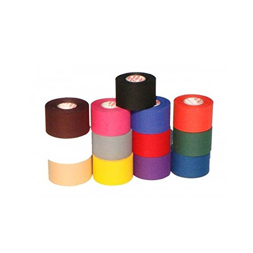 (Mueller M-Tape Canister (3 Rolls/Pack)-Blue (1.5
