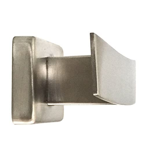 delicate Gamco 5154 Surface-Mounted Satin Stainless Steel Double Hook