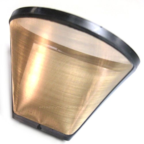 Gold Tone Permanent Coffee Filter product image