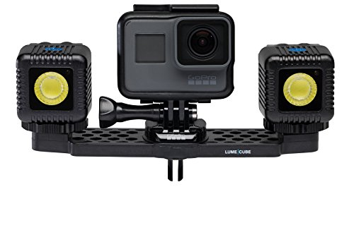 Lume Cube - GoPro Light Mount Attachment Accessory - Waterproof, Durable, Powerful