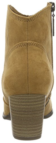 UK 310 Oliver Brown 4 Boots Camel 25328 s Black WoMen Ankle adv00ABq