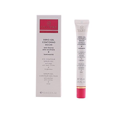 Collistar FIRST WRINKLES eye contour serum gel 15 ml by COLLISTAR
