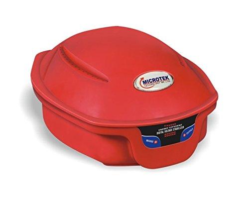 Microtek EMR4013 130 300V Digital Voltage Stabilizer  RED