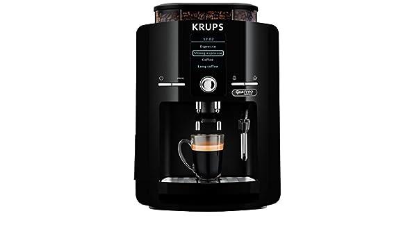 Krups EA82F0 Independiente Totalmente automática Máquina ...