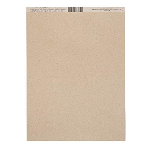 Bazzill Basics Paper 9-960 10007604 Cardstock Kraft 8.5X11 by Bazzill Multicolor ()