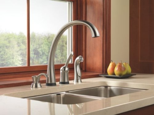 Delta Faucet RP50781SS Gala, Soap/Lotion Dispenser Assembly, Stainless Finish by DELTA FAUCET (Image #15)