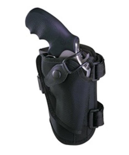 Bianchi 4750 Triad Ankle Holster- Size:1 (Black) from Bianchi Gun Leather
