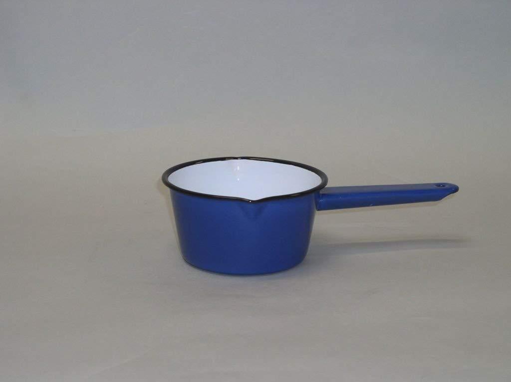 Falcon Enamel Sauce Gravy Soup Milk Pan 14cm Blue 54214BL
