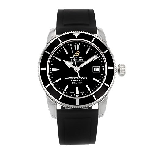 Breitling Superocean Heritage Men's Black Dial Automatic Watch A1732124/BA61RS