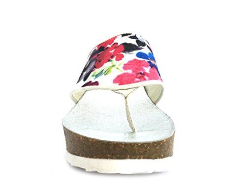 Ha903 multicolour 323 multicolour coloured CafèNoir Thong Multicolor multi Women's Sandals PCnx5pq