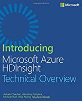 Introducing Windows Azure HDInsight Front Cover