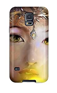 Perfect Women Case Cover Skin For Galaxy S5 Phone Case