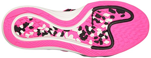 Nike Damen W Dual Fusion Tr Hit Prnt Wanderschuhe Black (Black (schwarz / weiß-rosa Explosion))