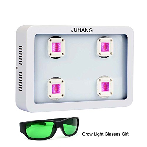 JUHANG Full Spectrum LED Grow Light 800W COB Light for Indoor Veg, Flower, Medical Plants and Greenhouse Hydroponics by JUHANG