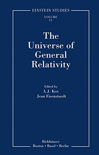 The Universe of General Relativity (Einstein Studies)