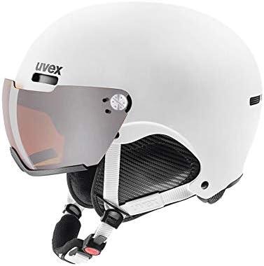 スキーヘルメット - 一体型スキーヘルメット、スノーミラーを着用するための近視