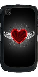 Funda para Blackberry Curve 8520/8530/9300/9330 - Corazón Del Ala by Adamzworld