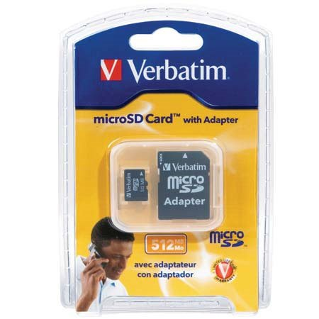 Amazon.com: 512 MB Micro SD Secure Digital tarjeta de ...