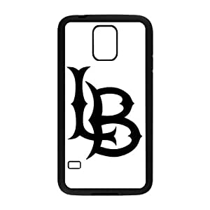 NCAA Longwood Lancers Primary 2014 Black Phone Case for Samsung Galaxy S5