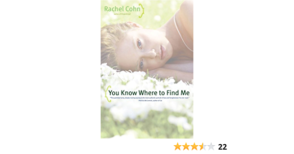 Download You Know Where To Find Me By Rachel Cohn