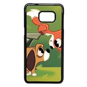 Samsung Galaxy Note 5 Edge phone case Black Fox and the Hound FFK8042599