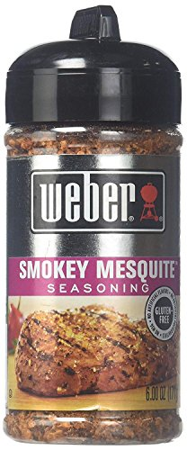 Weber Smokey Mesquite Seasoning, 6 Ounce ()