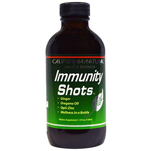 California Natural, Immunity Shots, 4 fl oz (118 ml) - 2pc
