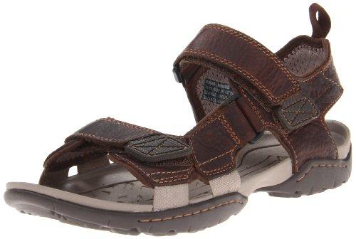 Vellum Mens Marron Shore Clarks Sandale FTzgc7WTO