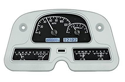 Amazon.com: Dakota Digital 62 - 84 Toyota FJ40 Land Cruiser Analog ...