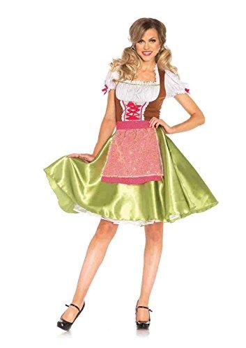 2pc. Darling Greta Costume Bundle with Pink (Women's Darling Greta Costumes)