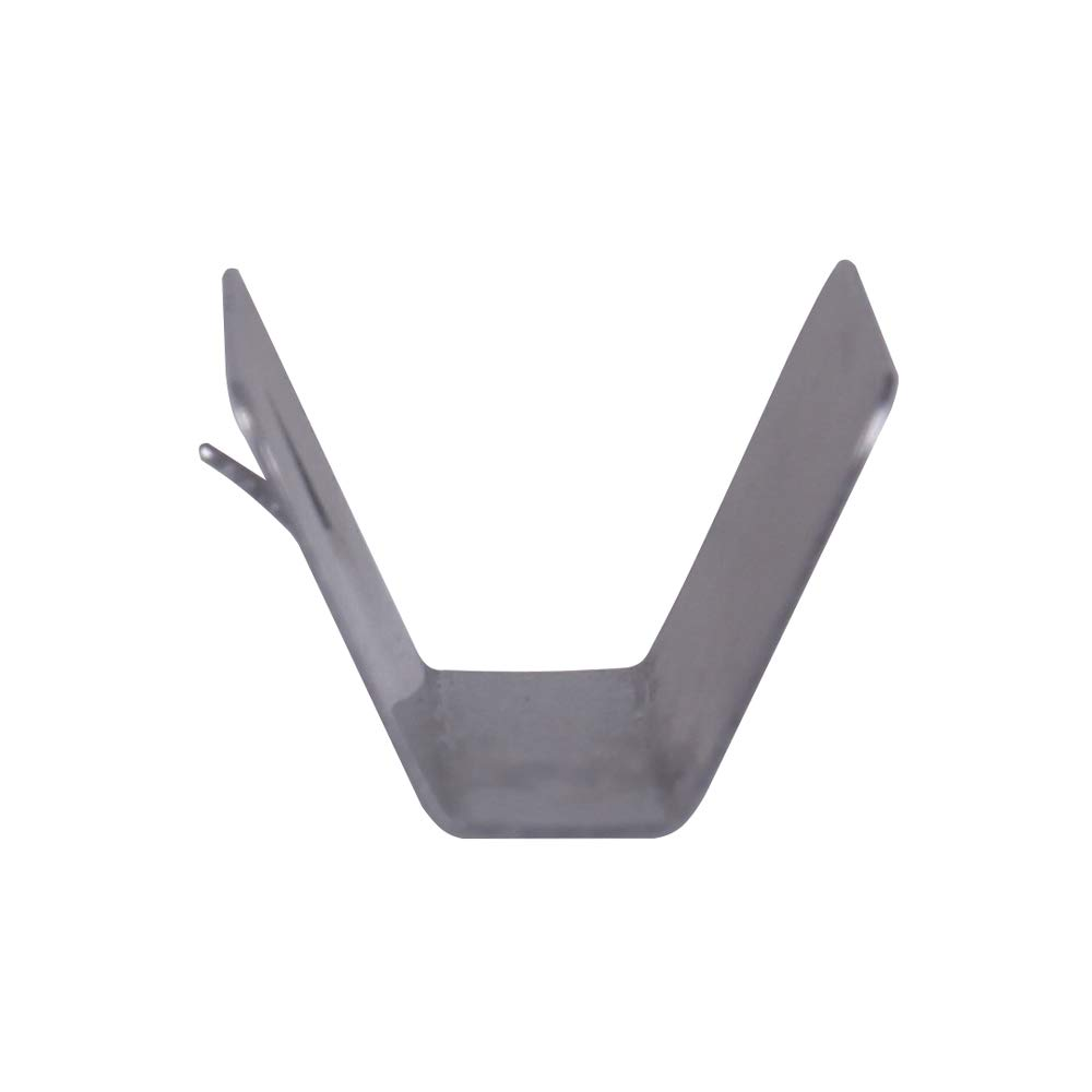 Leslaur Channel Wind Rain Deflector Fitting Clips Replacements for Heko G3