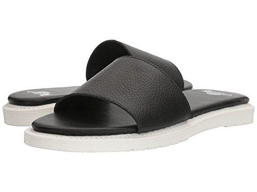 Dr. Martens Women's Cierra II Slide Sandal, Black, 6 B UK (8 US)