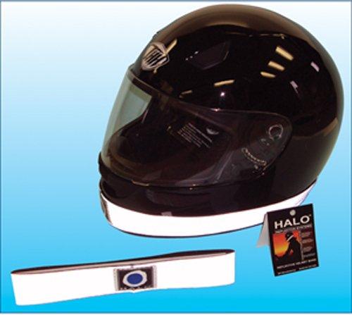 Halo Reflective Helmet Band - 1
