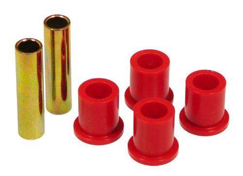(Prothane 6-808 Red Rear Frame Shackle Bushing Kit)