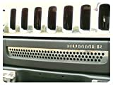 hummer grill - Hummer H3 - Front Lower Grill
