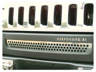 hummer grill - 4