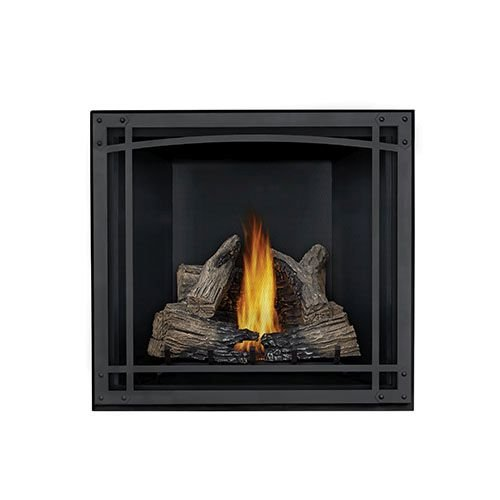 Napoleon HDX35NT Top Vent Gas Fireplace, NG ()