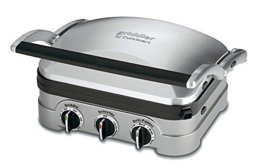 Cuisinart GR-4NAMZ Griddler, Stainless Steel for sale  Delivered anywhere in USA