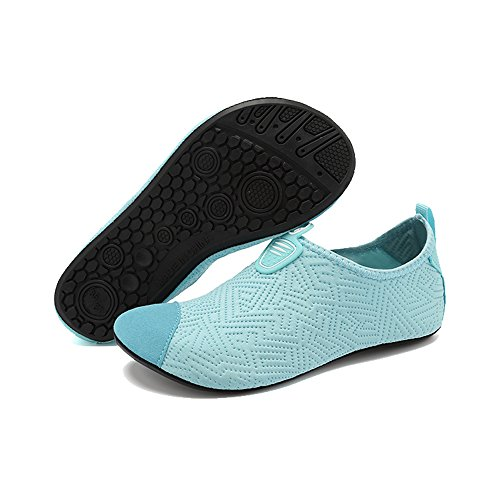 Barefoot Exercises Kids Women's On Water Green BlanKey Water Mint Aqua for Sport Slip Drying Men's Shoes Quick 8qFFwx6