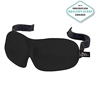 Bucky 40 Blinks Ultralight & Comfortable Contoured, No Pressure Eye Mask for Travel & Sleep, Perfect With Eyelash Extensions - Black (B000WNX21Y) | Amazon price tracker / tracking, Amazon price history charts, Amazon price watches, Amazon price drop alerts