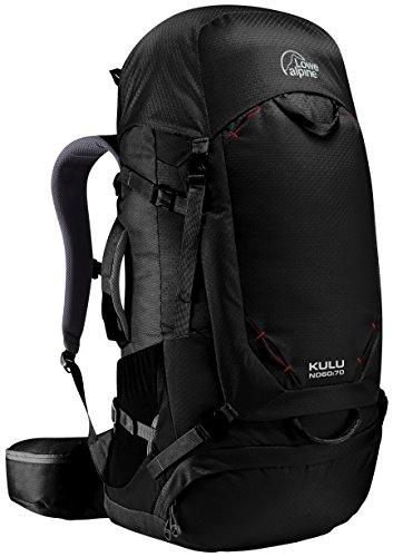 Lowe Alpine Womens Backpack - Lowe Alpine Kulu 50:60 ND Backpack - Women's Anthracite
