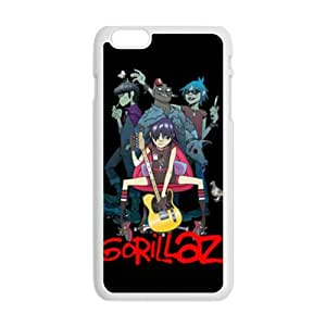 Gorillaz Guitar prince Cell Phone Case for iPhone plus 6