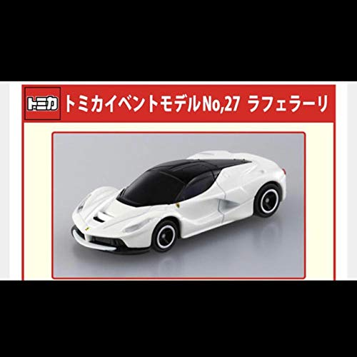 TOMICA TOMY TAKARA Expo 2018 Ferrari LaFerrari Tomica Event Model NEW