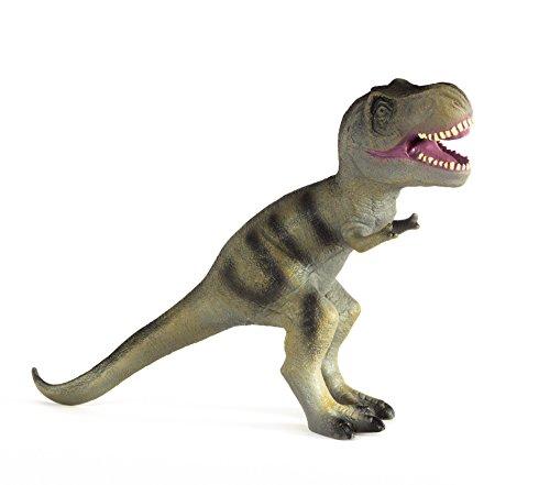 "Boley Jumbo 20"" Jurassic T-rex Dinosaur Toy - Soft Educational Dinosaur Action Figure, designed for rough play!"